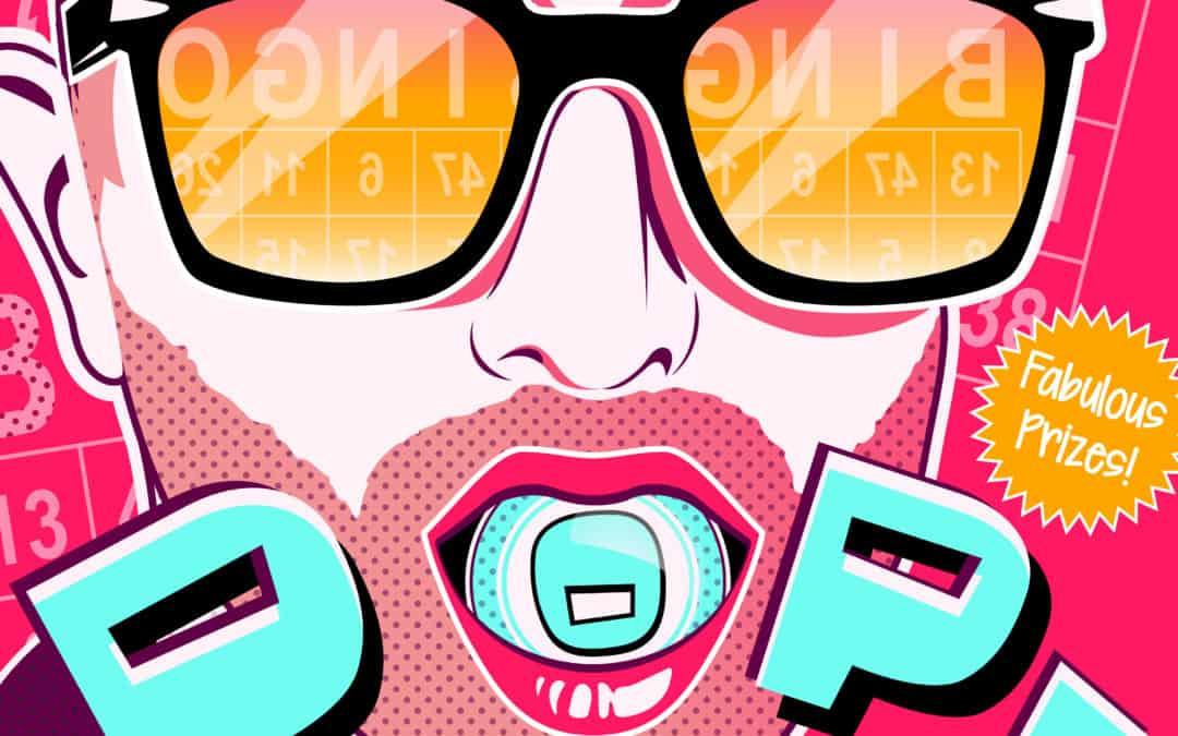 POP! A Pop Culture Bingo Party: Wes Anderson