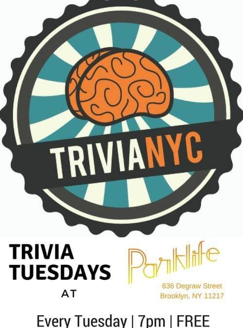 Trivia Tuesday with Trivia NYC