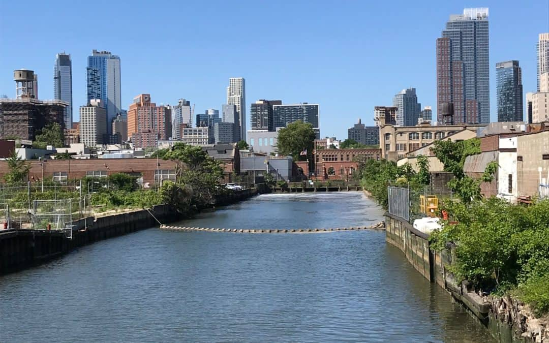 Gowanus Talks presents Toxic Shock: What's Going On in the Gowanus Canal – POSTPONED