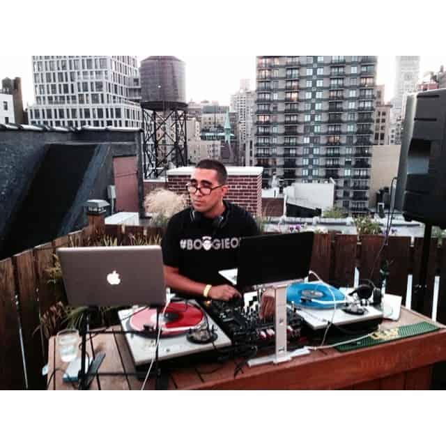 DJ lil tiger