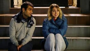 Promo still from the movie The Big Sick