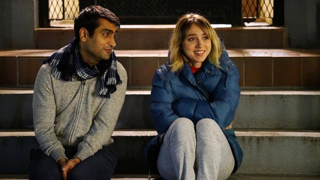 Outdoor Cinema: The Big Sick – RESCHEDULED TO THU 11/12
