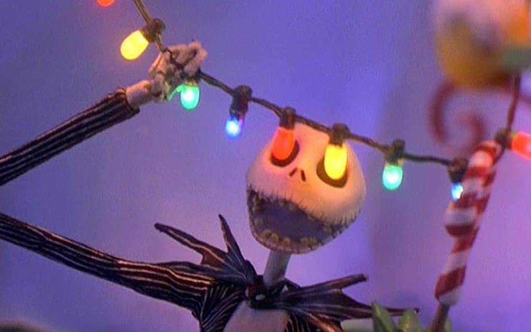 Outdoor Cinema: The Nightmare Before Christmas