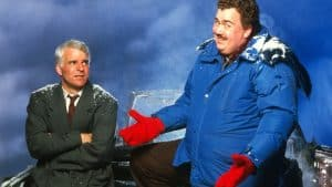 Steve Martin & John Candy in Planes, Trains and Automobiles