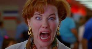 "Catherine O'Hara in ""Home Alone"" movie"